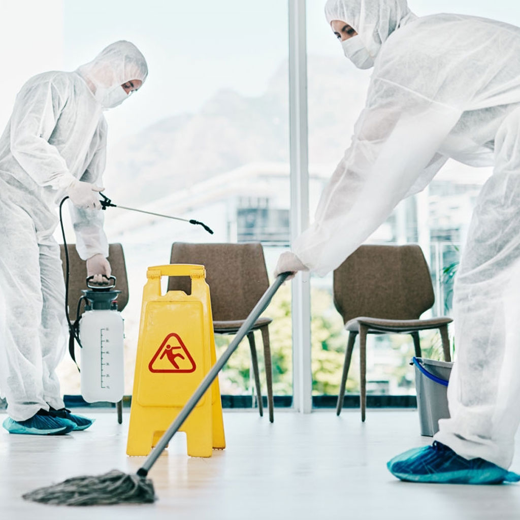 desinfeccao de ambientes fort securite Fort Securite